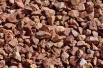 Crveni teraco kamen